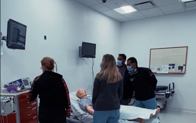Simulation lab for Students and Healthcare Practitioners